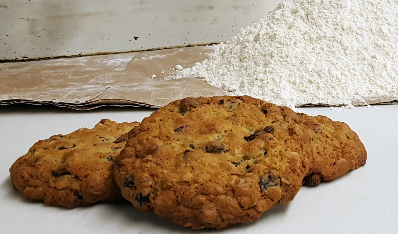 A hospital visitor reached out to the St. Louis Post-Dispatch asking for the Monster Cookie recipe.