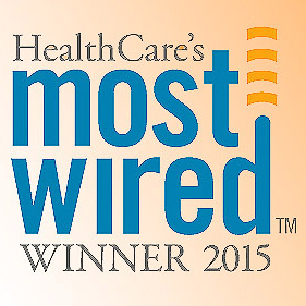 Healthcare's Most Wired 2015