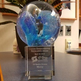 Springfield-Greene County Choose Environmental Excellence Award