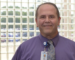 Brian Walker is the new Environmental Services manager at Mercy Hospital Jefferson.