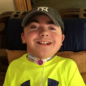 Ten years ago, Conner McDougall survived a car crash. Now 11, McDougall is a happy-go-lucky child despite being confined to a wheelchair due to a severe spinal injury.