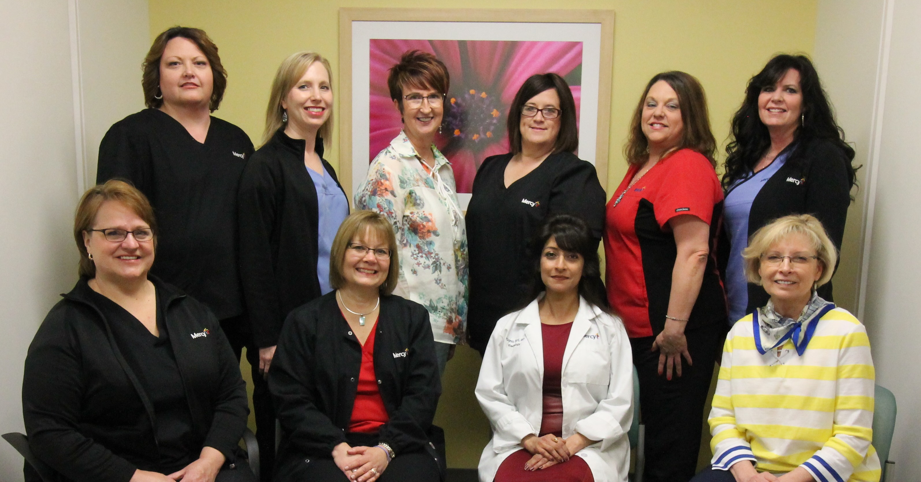 Breast Center Team 1