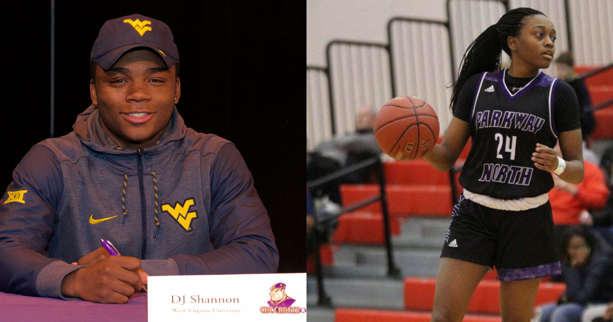 DJ Shannon and Amaya Stovall