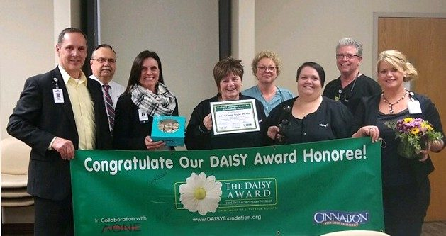 Judy O'Connor-Snyder Daisy Champion Award 12Mar2019 copy