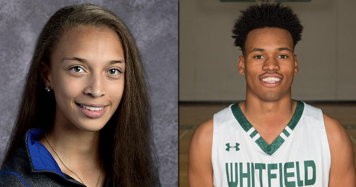 March 2018 Mercy Sports Medicine Athletes of the Month