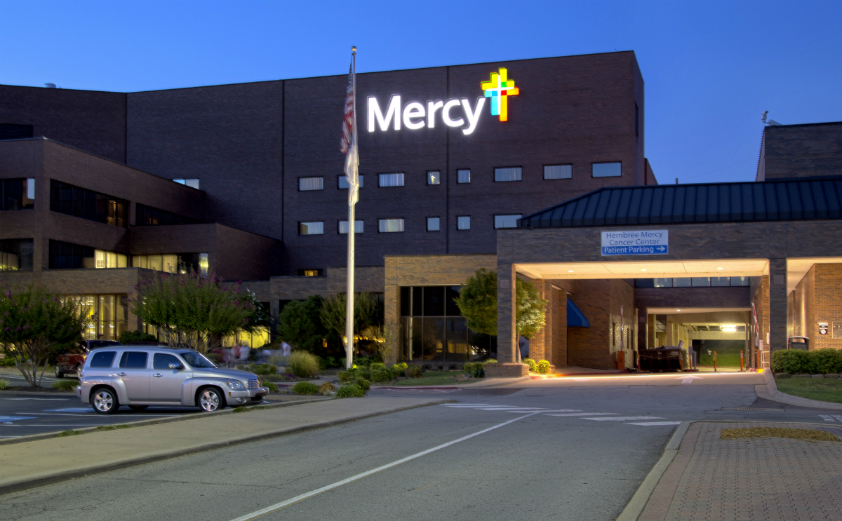 Mercy Hospital Fort Smith external