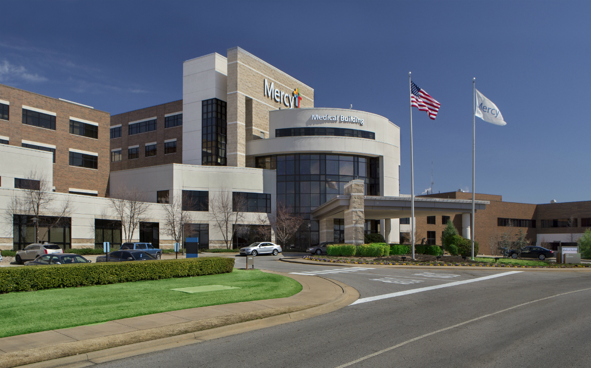Mercy_Fort_Smith_Medical_Building