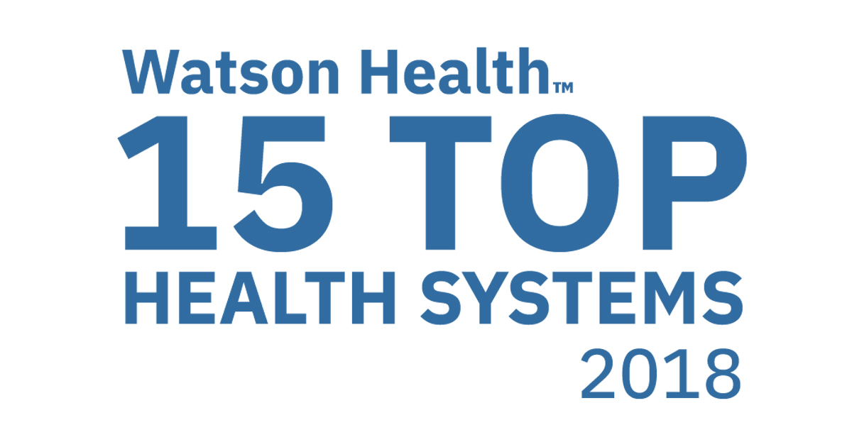 mercy named top five health care system in the us mercy