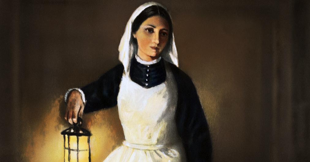 Year Of The Nurse Honoring Florence Nightingale S 200th Birthday Mercy