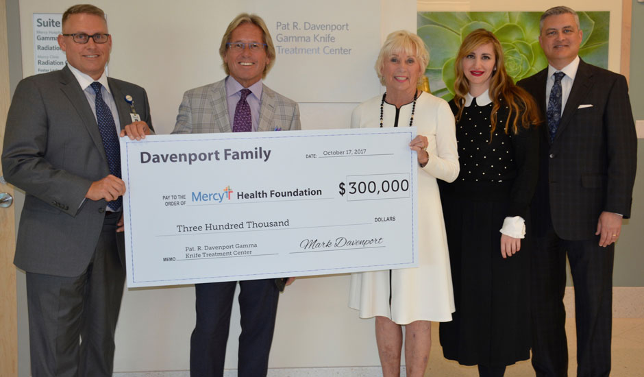 mercy-coletta-center-donation-for-gamma-knife-technology