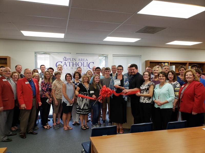 pltw-ribbon-cutting-joplin