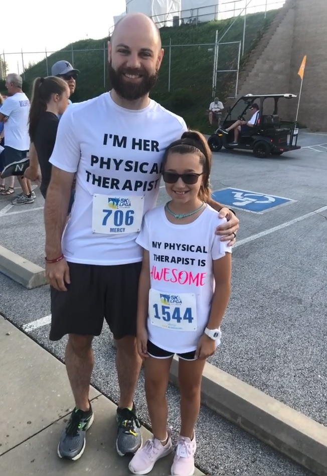From Not Walking to 5K With Help of Mercy Therapist | Mercy