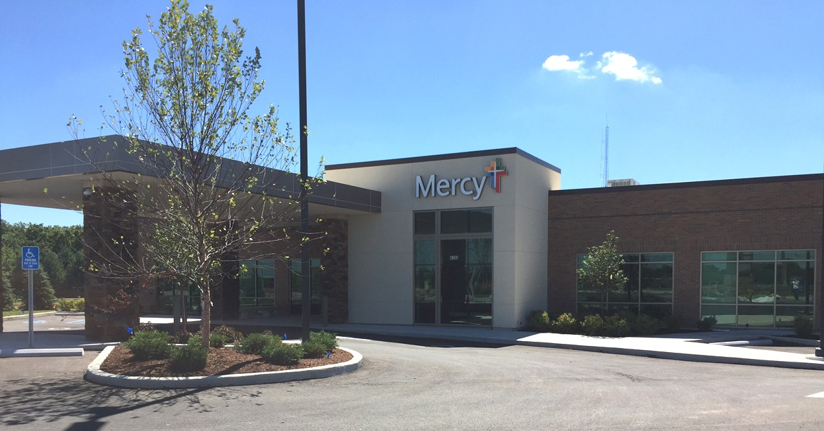 Mercy Clinic at Butler Hill is now open.