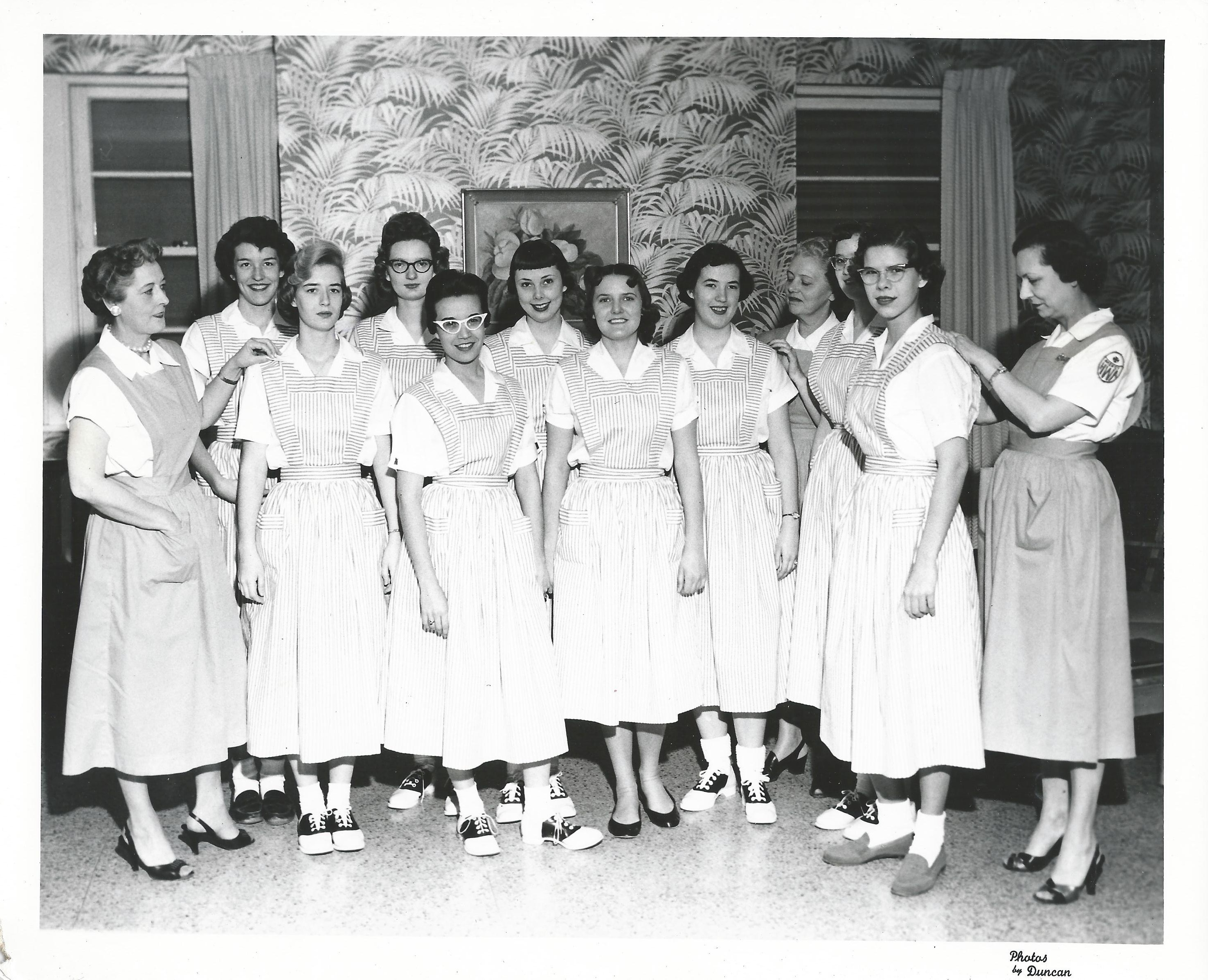 Candy Stripers 1958