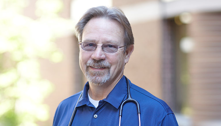 Jerry H. Allen, MD, Mercy