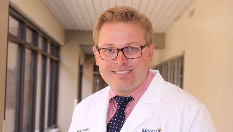 Anthony J. Kruse, MD, Mercy