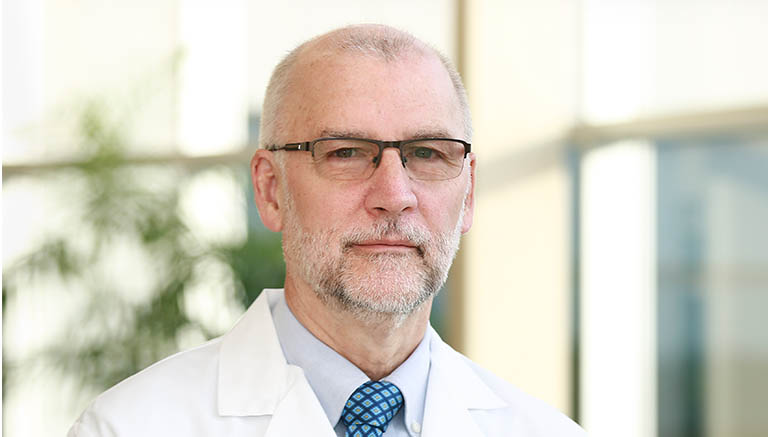 James W. Kriegshauser, MD, Mercy