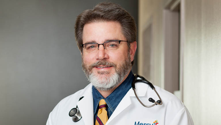 John David McClanahan, MD, Mercy