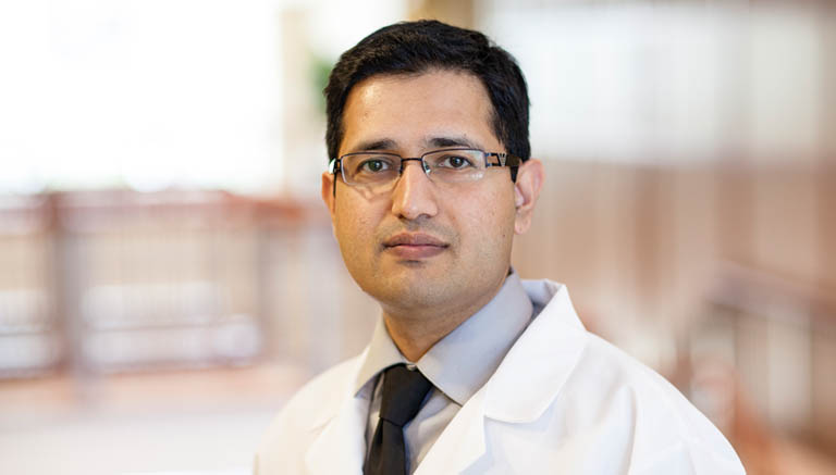 Adeel Iqbal Khan, MD, Mercy
