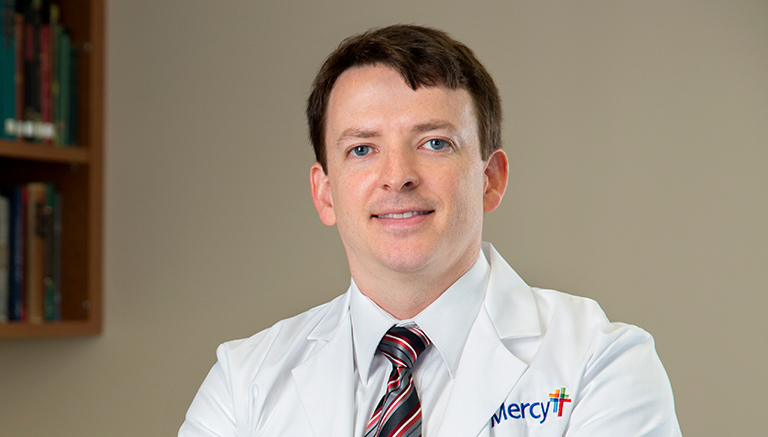 Brian Travis Goodman, MD, Mercy