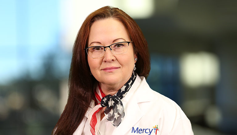 Becky Diane Yarborough, MD, Mercy