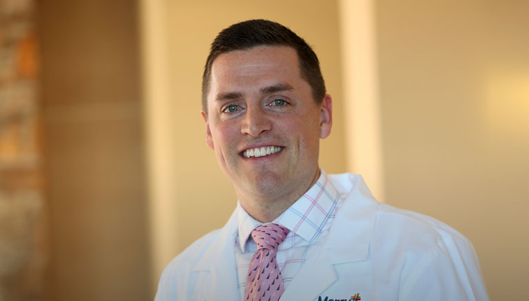 Luke Hall Smith, MD, Mercy