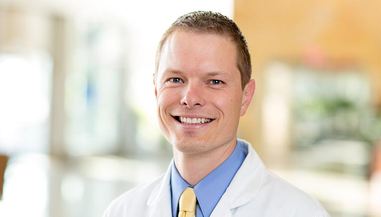 Matthew Edward Johnson, MD, Mercy