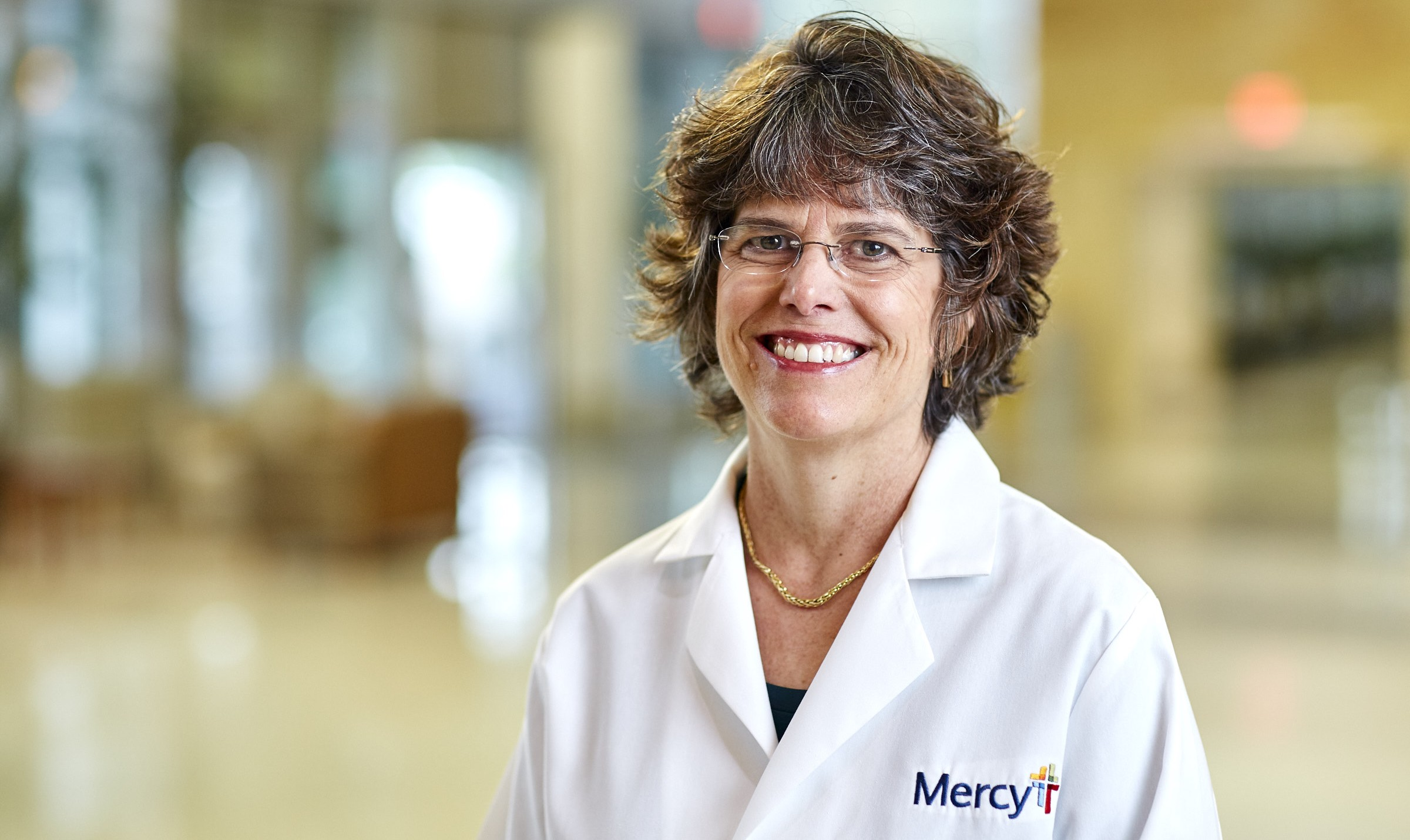Gena Gardiner, MD, opened Mercy Clinic Family Medicine in Chesterfield Valley.