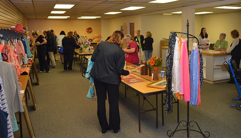 The Mercy Jefferson Gift Shop will be open in its temporary location from Feb. 14 through May 22.