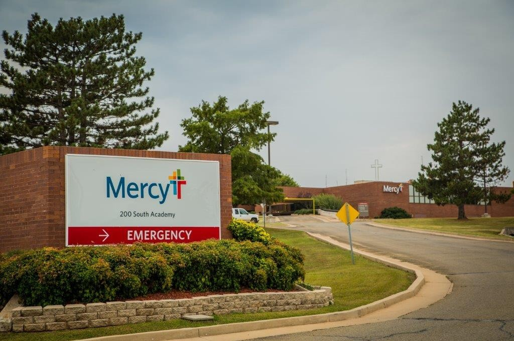 Mercy Hospital Logan County is located at 200 S. Academy Rd.