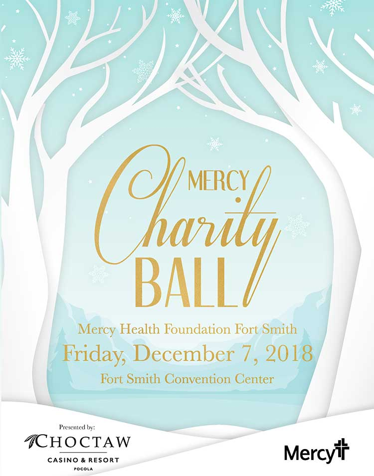 Mercy Health Foundation Charity Ball Save the Date 12/7/18