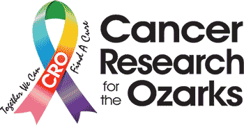 Cancer Research for the Ozarks Logo