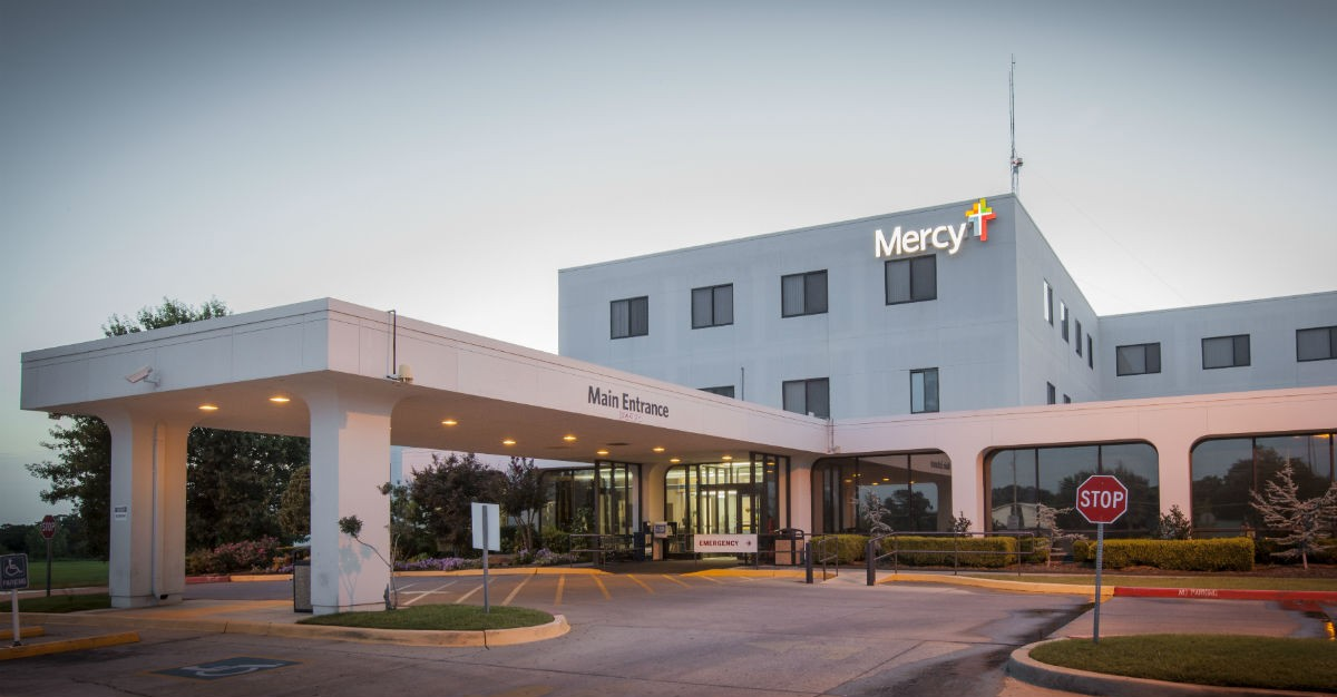 Ada is unique compared to other small towns in Oklahoma in that it has two full-service health systems in the community — Mercy and the Chickasaw Nation Medical Center.