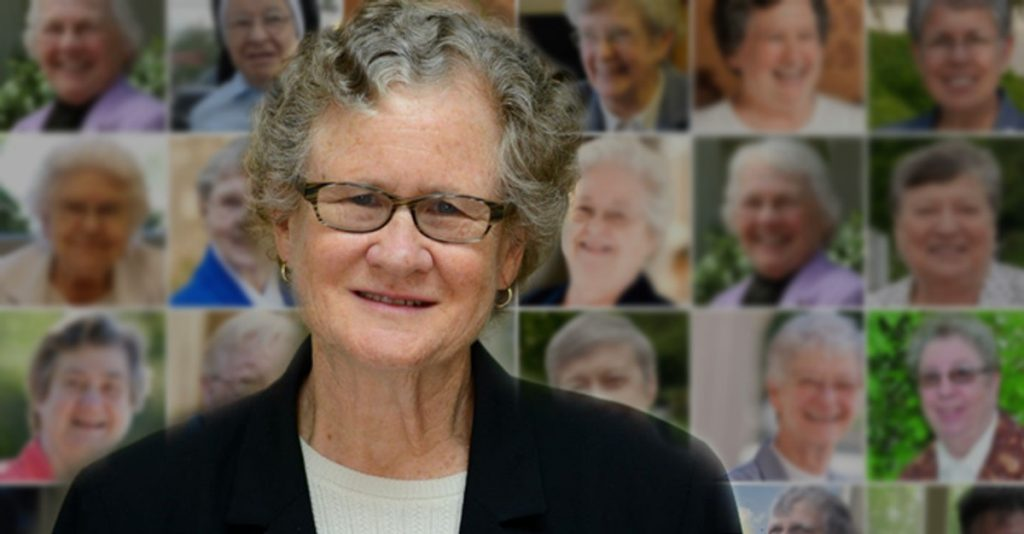 Sister Catherine Darcy's resume includes assignments as a parish worker, a teacher and a diocesan administrator. Now, she is taking that wealth of experience into a new setting.