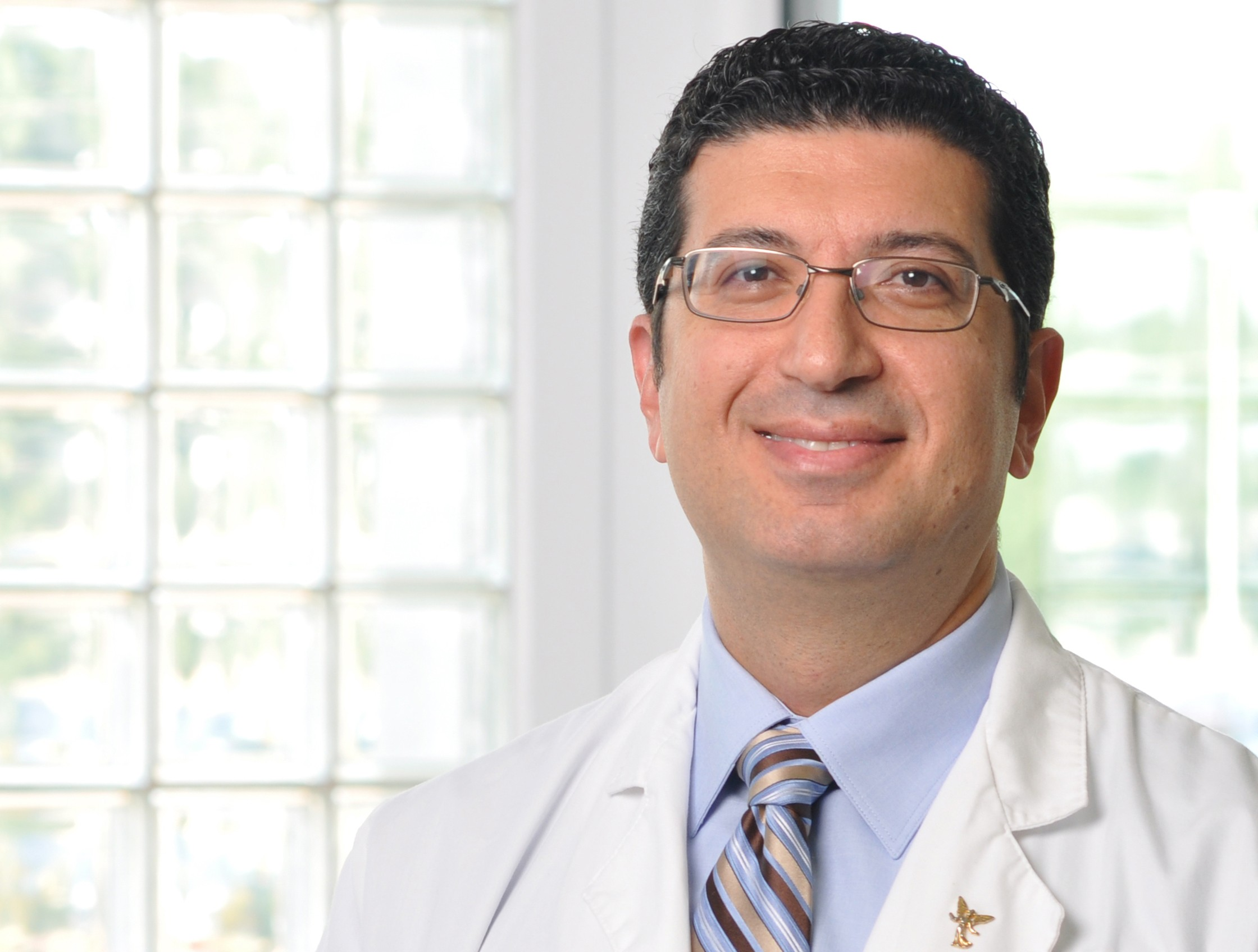 Dr. Bassam Roukoz is the medical director for cardiovascular care at Mercy Hospital Jefferson.