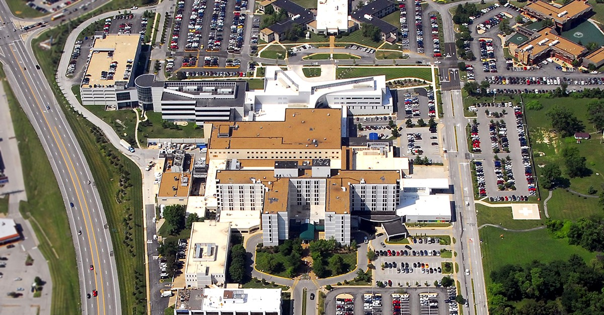 St. Anthony's is Mercy's fifth acute care hospital in the greater St. Louis region and the third largest hospital across Mercy's four states
