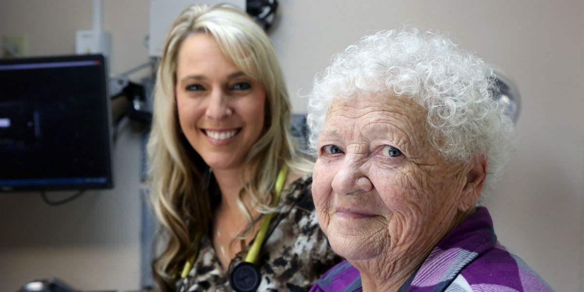 Mercy Clinic Primary Care – Stratford saves patients like Mary Ann Powell, 78, a 20-minute drive to Ada or Pauls Valley. Last fall, the clinic welcomed Tanya Hudson, a nurse practitioner with more than 18 years of health care experience.