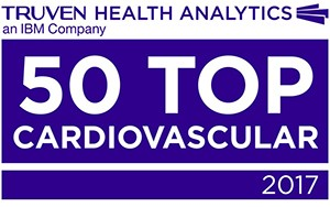 Mercy Hospital Jefferson was recently named to the nation's 50 Top Cardiovascular Hospitals by Truven Health AnalyticsTM, an IBM company.