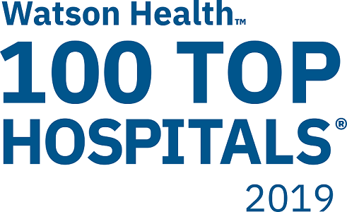 Mercy Hospital Northwest Arkansas was listed in the 100 Top Hospitals® by IBM Watson Health™.